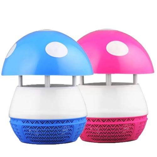 Lampada anti zanzare led elettrica repellente a forma di for Lampada zanzare