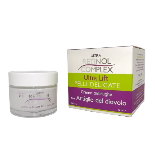 Retinol Complex Ultra Lift Pelli Delicate - Crema..