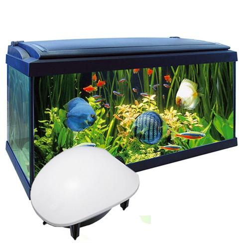 Pompa ossigenazione e filtrazione da esterno per acquario for Pompa per acquario tartarughe