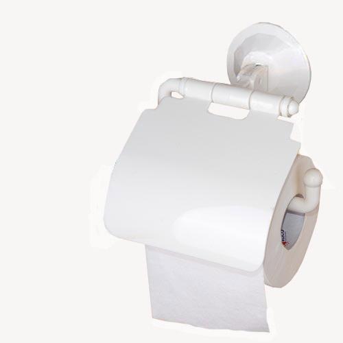Base porta rotolo carta igienica a ventosa - Albero porta carta igienica ...