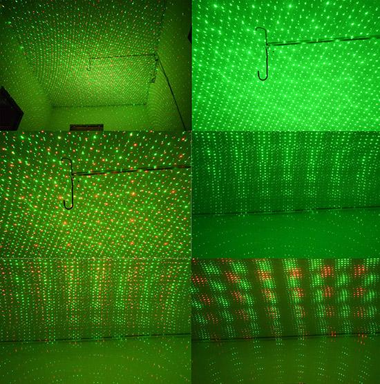 Proiettore Luci Laser Natale.Proiettore Laser Da Esterno Luci Rosso Verde Natale 66046
