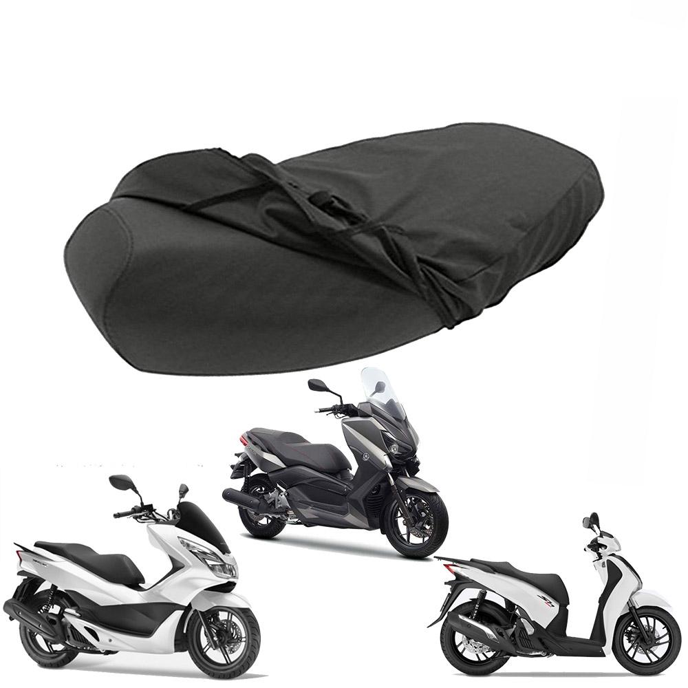 Coprisella Universale Copri Sella per Moto Scooter Telo Elastico Tessuto Impermeabile