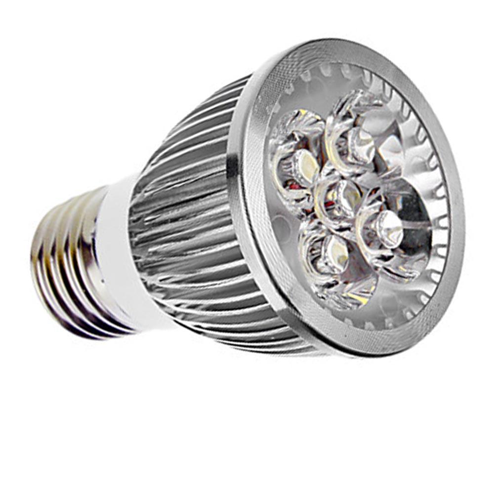 Lampadina led e27 5w lunga durata luce calda e fredda ebay for Lampadina lunga led
