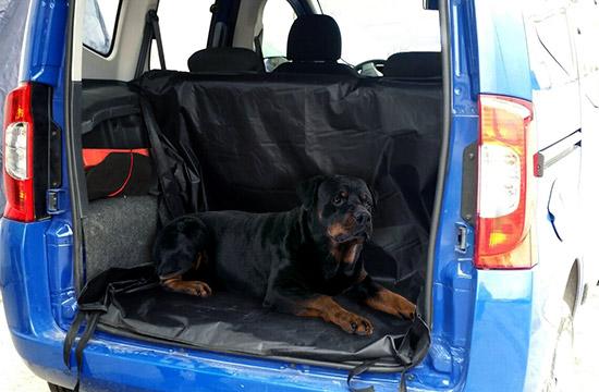 Telo multiuso per bagagliaio auto ideale x animali cane for Telo multiuso per auto