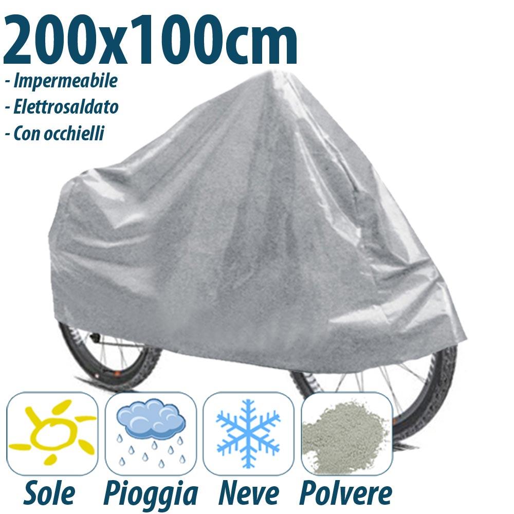 Telo copri moto e scooter impermeabile bici lupex ebay for Telo copribici amazon